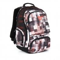 Dwukomorowy plecak młodzieżowy Topgal HIT 866