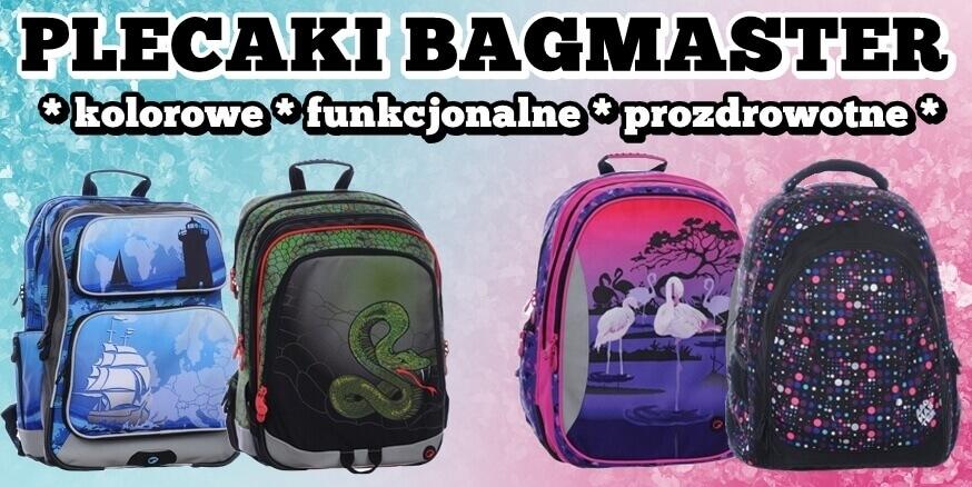 Plecaki bagmaster