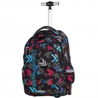 eb18103bb4f9 Plecak szkolny na kółkach CoolPack Junior 34 L BOHO ELECTRA 782