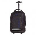 Plecak szkolny na kółkach CoolPack Swift Topography Blue 986