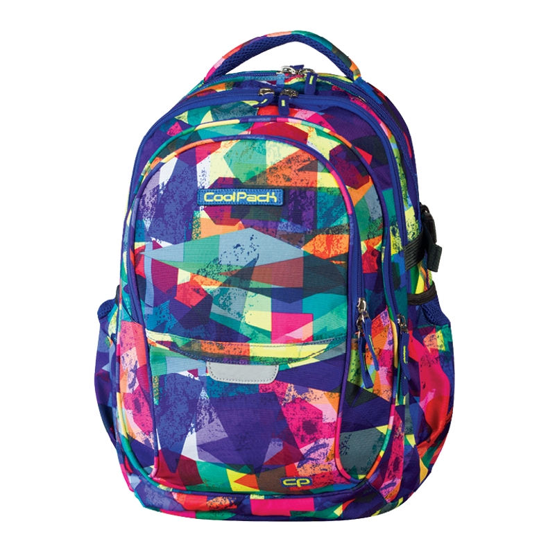 acb4bc799a110 Młodzieżowy plecak szkolny CoolPack Factor 29L Abstract 438