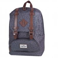 Młodzieżowy plecak szkolny CoolPack City, Grey 1021