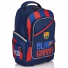 Trzykomorowy plecak szkolny FC Barcelona FC-141