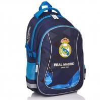 Dwukomorowy plecak szkolny Real Madrid Astra RM-72
