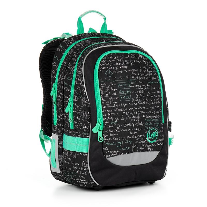 02129ca735e Plecak szkolny dwukomorowy dla chłopca Topgal CHI 866