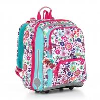 Plecak usztywniany, tornister dla dziewczynki Topgal CHI 880