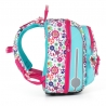 Plecak usztywniany dla dziewczynki Topgal CHI 880