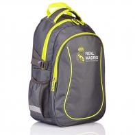 Dwukomorowy plecak szkolny Real Madrid Astra RM-99