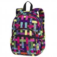 Dziecięcy mały plecak CoolPack Mini 18L, Ribbon Grid A298