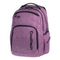 Młodzieżowy plecak szkolny CoolPack Break 29 l, Snow Purple 850
