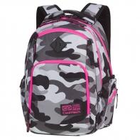 Młodzieżowy plecak szkolny CoolPack Break 29 l, Como Pink Neon A356
