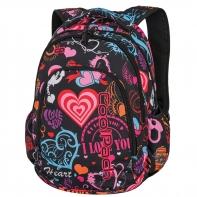 1d8a0dbe2e933 Lekki plecak szkolny CoolPack Prime 23L, Emotions A255
