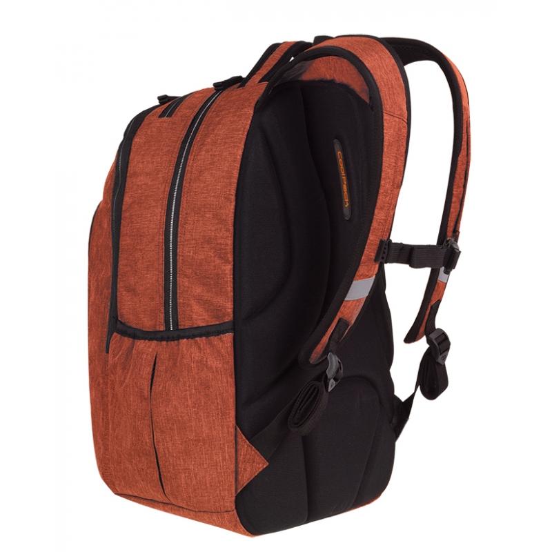 efe3e8e81994c Młodzieżowy plecak szkolny CoolPack Mercator Plus 31 l