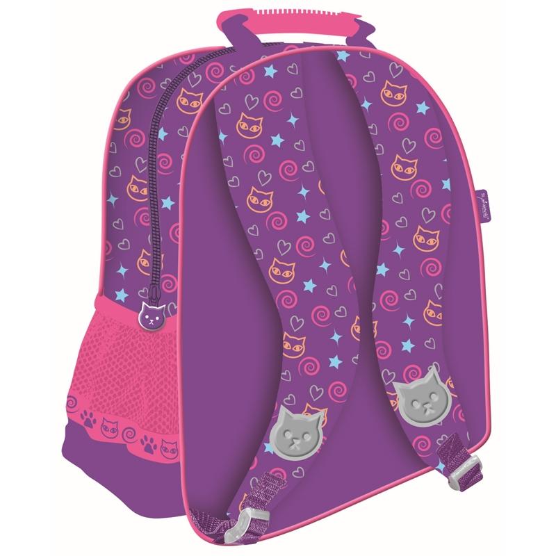 c109d3877c552 Plecak szkolny dla dziewczynki My Little Friend Kotek