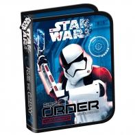 Piórnik jednokomorowy bez wyposażenia Star Wars VIII