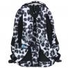 Dwukomorowy plecak szkolny St.Right 26 L, Panther