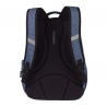 Młodzieżowy plecak szkolny CoolPack Break 29 l, Snow Black A327