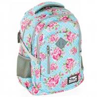 Plecak szkolny Astra Hash HS-01, różyczki