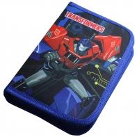 Piórnik jednokomorowy z wyposażeniem, Transformers