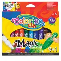 Magiczne flamastry 9 +1 Colorino