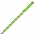 Ołówek trójkątny do nauki pisania Stabilo, dla praworęcznych, zielony