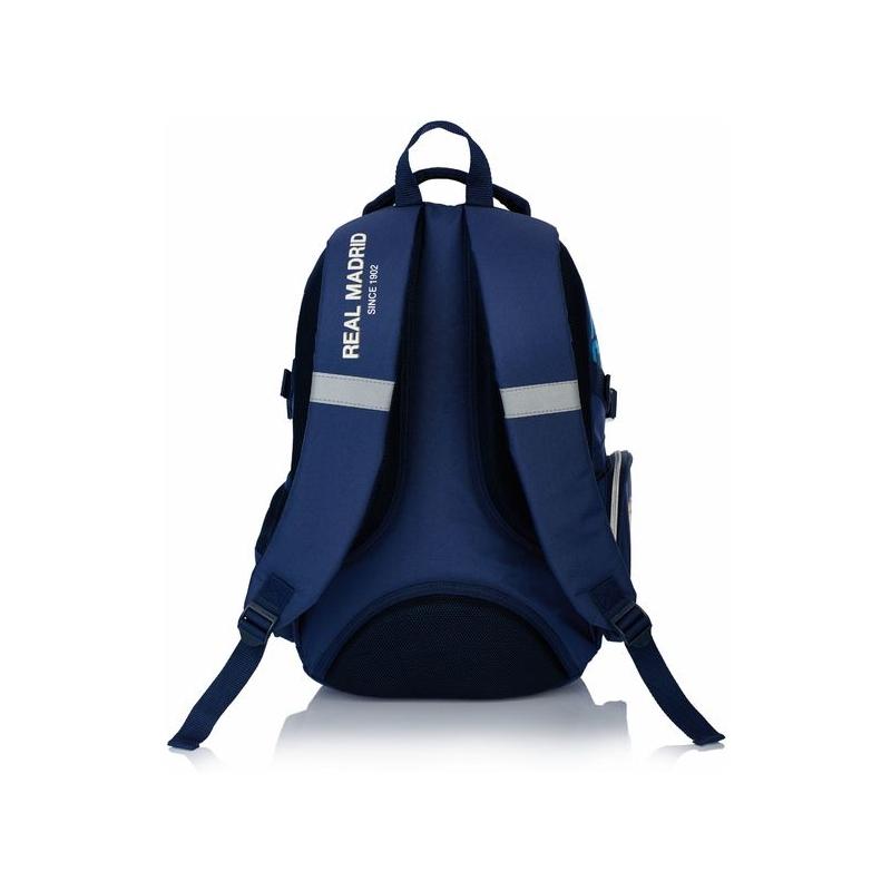 40d95694ad541 Dwukomorowy plecak szkolny Real Madrid Astra RM-122
