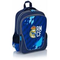 0cae25a4a2784 Trzykomorowy plecak szkolny Real Madryt RM-121 Astra