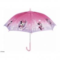 Dziecięca parasolka Myszka Minnie, różowa