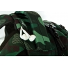 Plecak szkolny CoolPack Bentley 30L, CAMO GREEN BADGES A16110