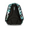 Plecak szkolny CoolPack Dart XL 27L, CAMO BLUE BADGES A29113