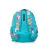 Swiecący plecak szkolny CoolPack LED Strike S 19 L Cupcakes A18203 + ładowarka