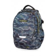 Młodzieżowy plecak szkolny CoolPack Factor 29L, Military, B02008