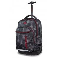 Plecak szkolny na kółkach CoolPack Swift 29L, Misty Red, B04006
