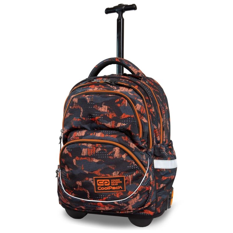 5f38ad3a9ffe8 Plecak szkolny na kółkach CoolPack Starr 27 L