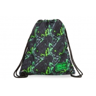 Worek na obuwie Coolpack Solo, Electric Green B72099