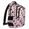 Dwukomorowy plecak szkolny St.Right 19 L, Dogs BP26