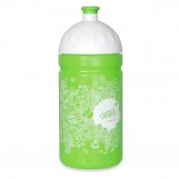Zielona butelka/ bidon Topgal