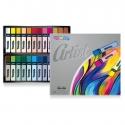 Pastele suche 24 kolory ARTIST Colorino