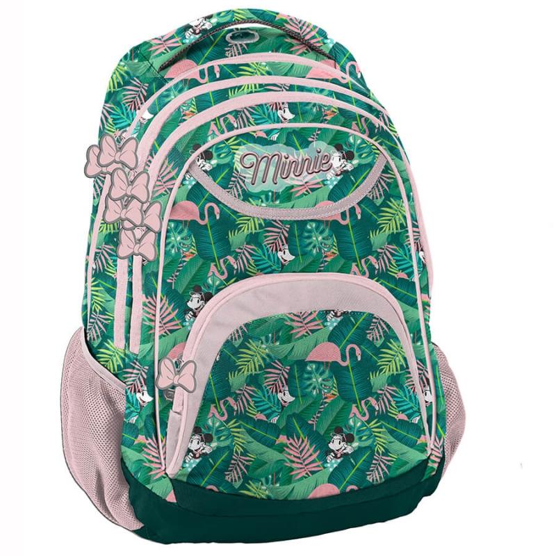 7df66a98a9c Plecak szkolny dla dziewczynki Paso, Myszka Minnie