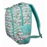 Dwukomorowy plecak szkolny St.Right, Magnolia BP47