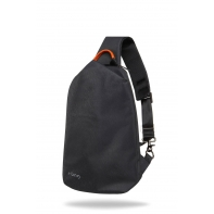 Plecak męski na laptop i tablet + USB, Pump Black R-bag