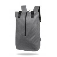 "Plecak męski na laptopa 13-15,6"" + USB, R-bag Hopper Gray"
