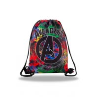 Worek na obuwie Coolpack Disney z kultowej bajki Avengers