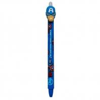 Długopis wymazywalny Colorino Disney CAPITAN AMERYKA, niebieski