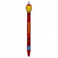 Długopis wymazywalny Colorino Disney IRON MAN, czerwony