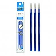 3 Wkłady 0,5 mm do długopisu wymazywalnego Colorino