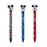 ZESTAW 3 SZTUK DŁUGOPISÓW WYMAZYWALNYCH Colorino Disney MYSZKA MICKEY, czarny