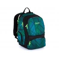 Dwukomorowy plecak młodzieżowy Topgal ROTH 21033 B