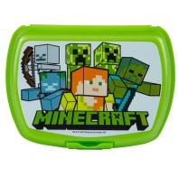 Śniadaniówka lunch box Astra na licencji Minecraft