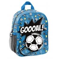 Plecaczek dziecięcy 3D GOAL PP21FT-503, PASO